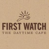 First Watch Restaurants