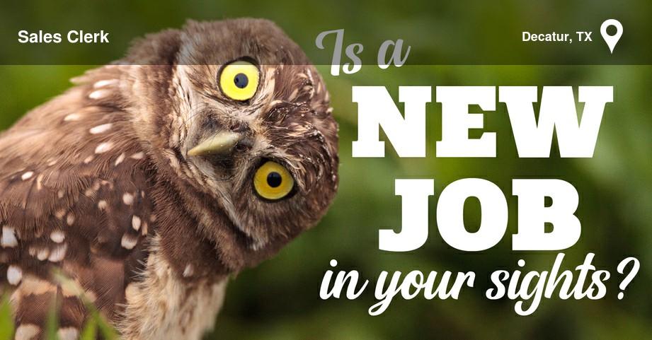 Job - Sales Clerk - 31066548 | CareerArc