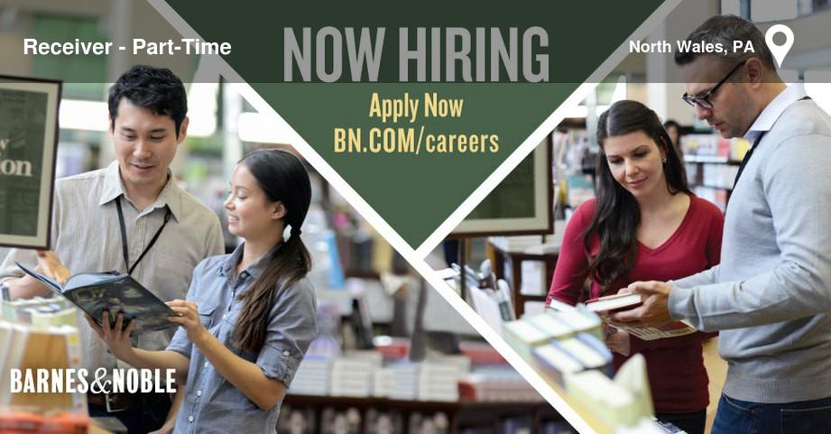 Job Receiver Part Time 27339706 Careerarc