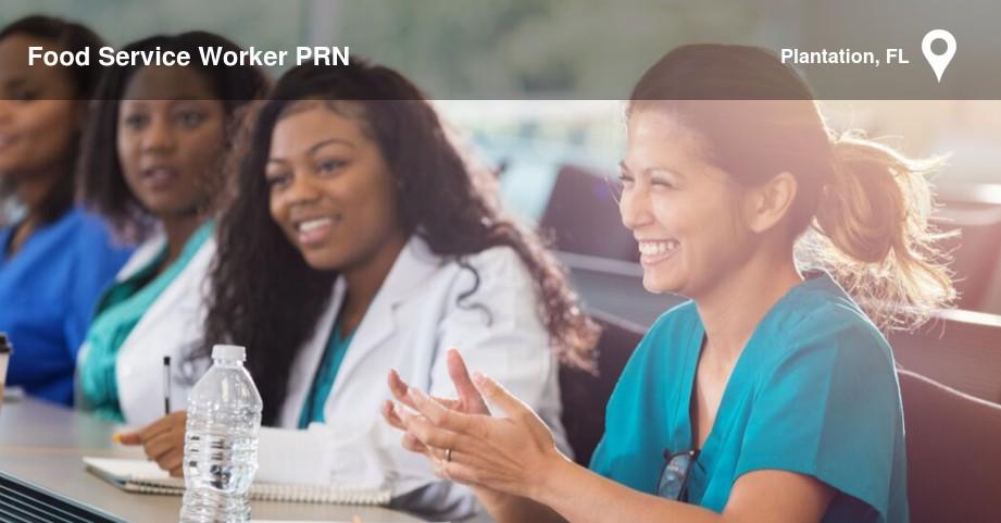 Plantation General Hospital Job - 34010526 | CareerArc